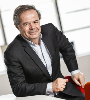 Pierre-Marie Lehucher, Chief Executive Officer at Berger-Levrault.