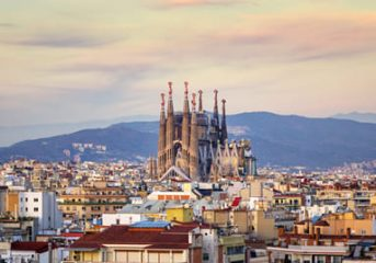 City of Barcelona.
