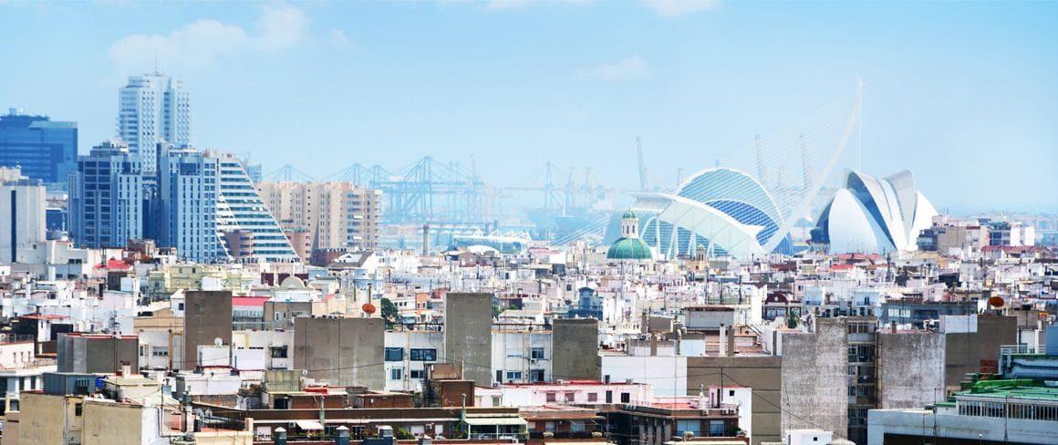 City of Valencia.