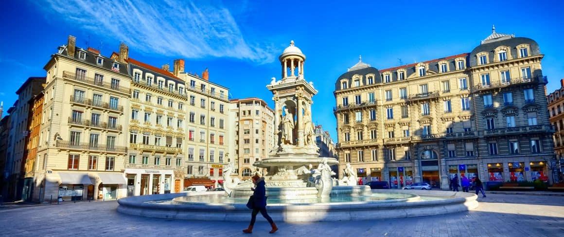 Ville de Lyon.