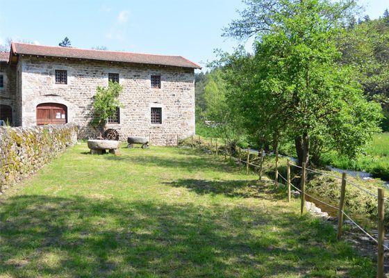 Moulin d'Ancette.