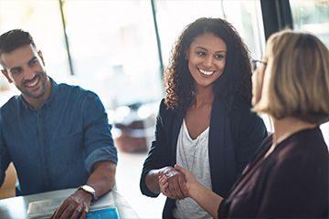 Lise candidate à une offre d'emploi Berger-Levrault.