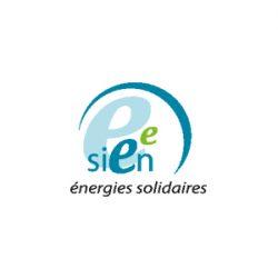 Logo Sien énergies solidaires.