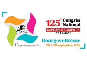 125e Congrés National des Sapeurs Pompiers de France.