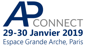 Logo du salon AP Connect 2019.