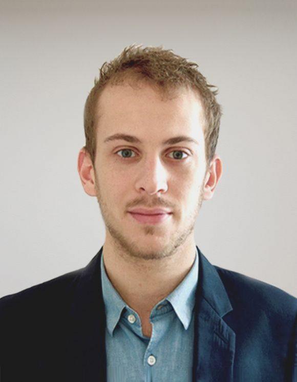 Clément Olivier, Stagiaire Carnet de santé numérique.