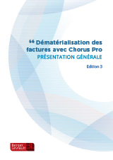 Livre blanc Dématérialisation des factures avec Chorus Pro.