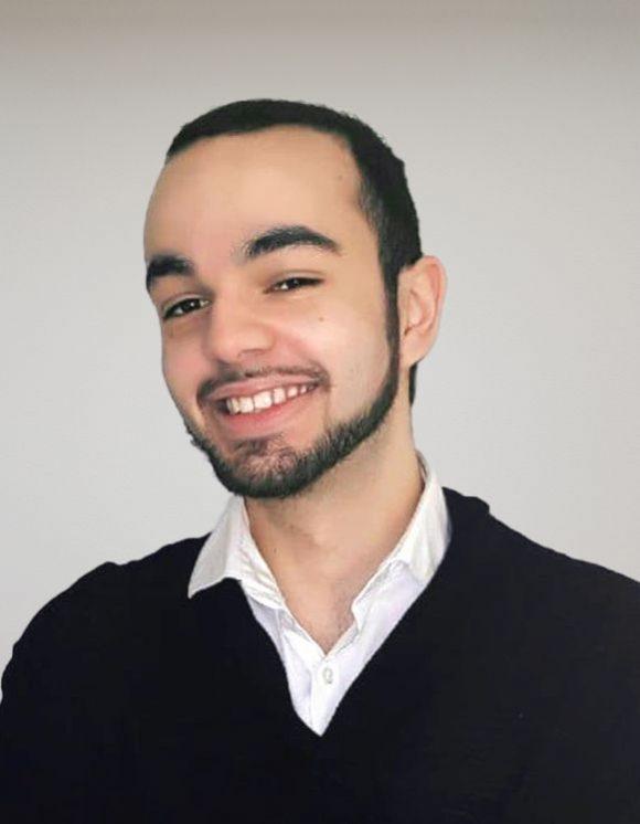 Hichem Bouchain, Stagiaire Intelligence artificielle.