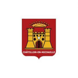 Logo Mairie de Chatillon en Michaille.