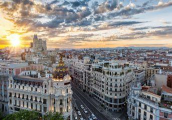 Ville de Madrid.