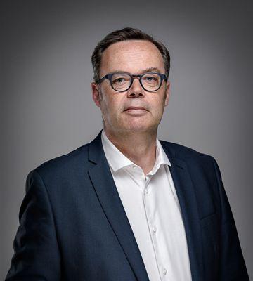 Christophe Gabette, Directeur des Affaires Générales.