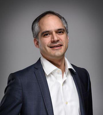 Charles-André Martineau, Directeur Général Canada.