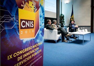 Interview de 2 petites municipalités au CNIS 2019.
