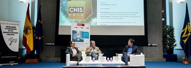 Interview clients Berger-Levrault par Jesús Cintora au CNIS.