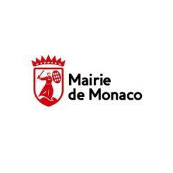 Logo de la Mairie de Monaco.