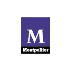 Logo de la ville de Montpellier.