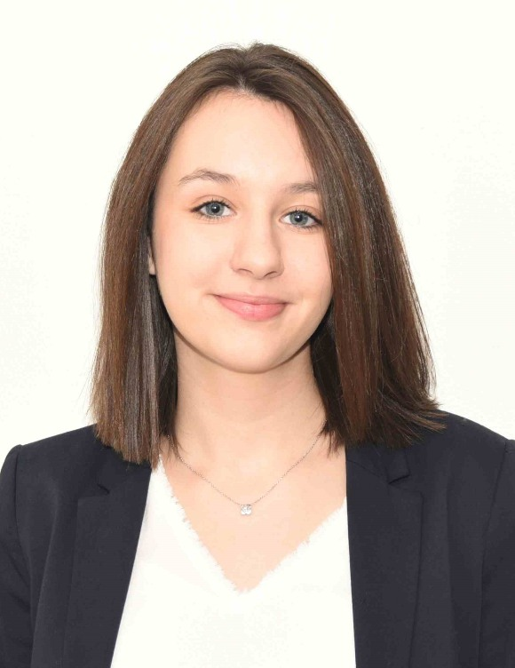 Elisa Sanccrica, stagiaire de Berger-Levrault.