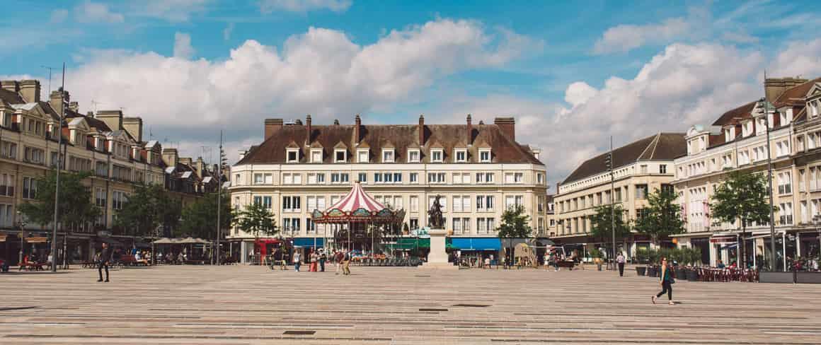 Ville de Beauvais.