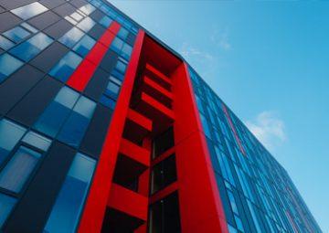 Centre d'innovation et de recherche Berger-Levrault.