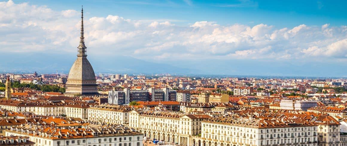 Ciudad de Turín.