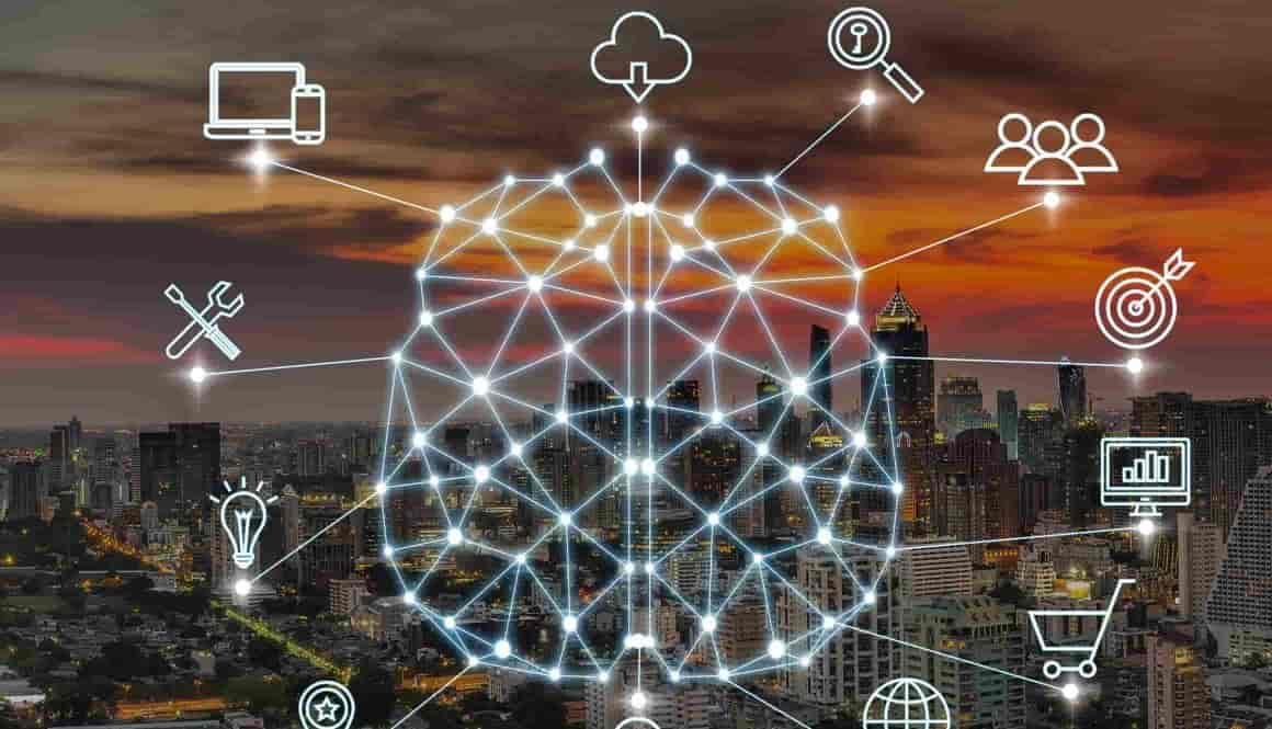 La inteligencia artificial al servicio de la ciudad.