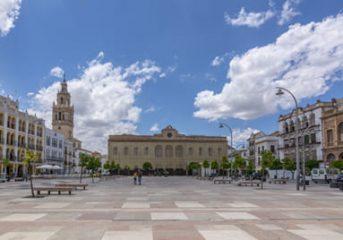Ciudad de Ecija.