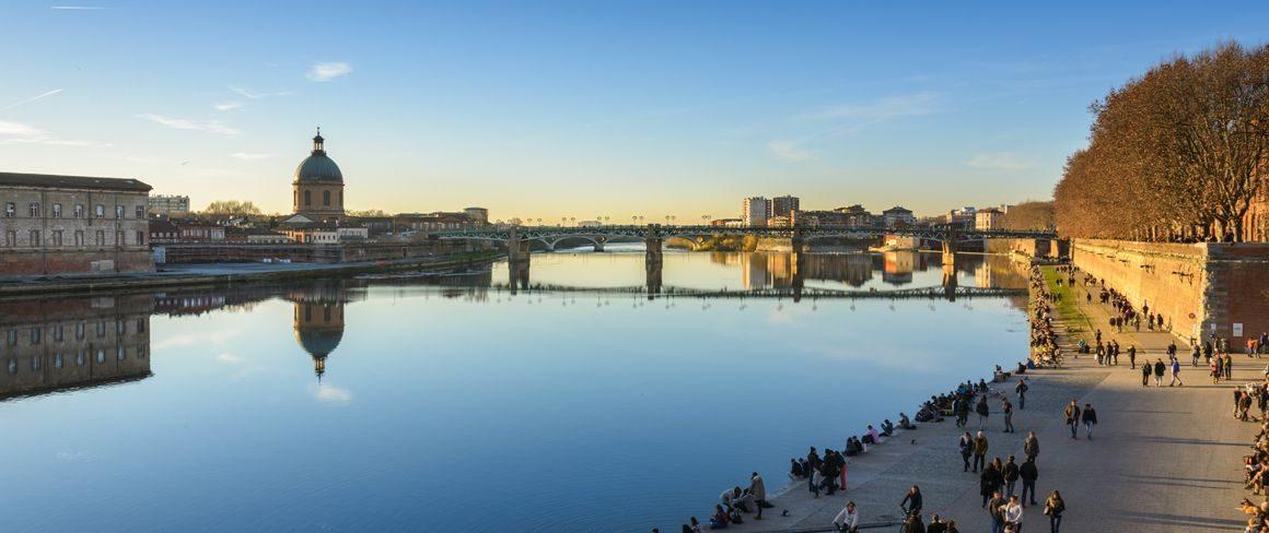 Ciudad de Toulouse.