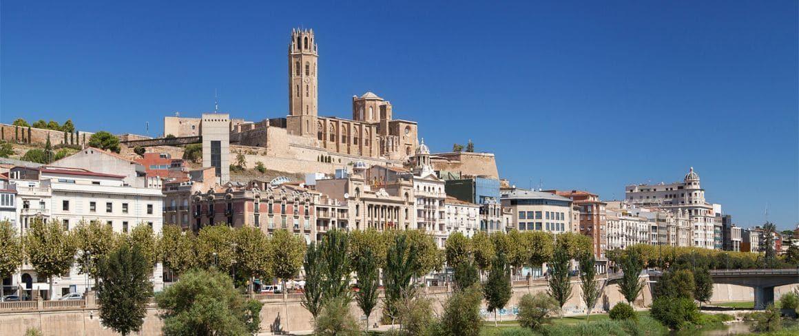 Ciudad de Lleida.