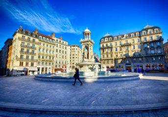 Ciudad de Lyon.