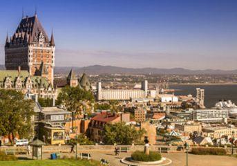 Ciudad de Quebec.