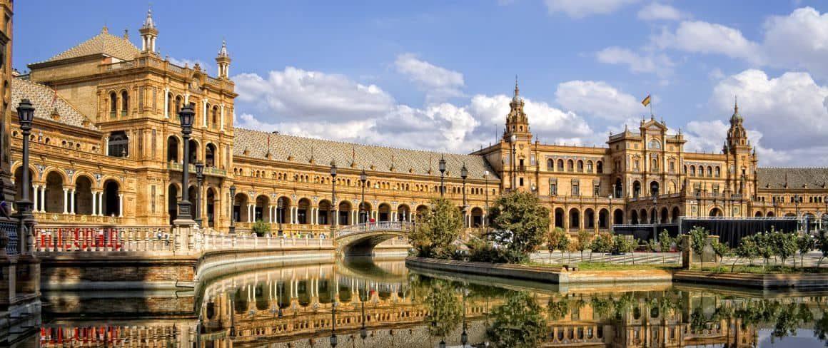 Ciudad de Sevilla.
