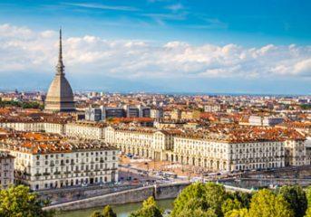 Ciudad de Torino.