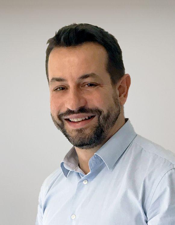 Yann Guyonnet, Director de Servicios Mercado Intermedio Francia.