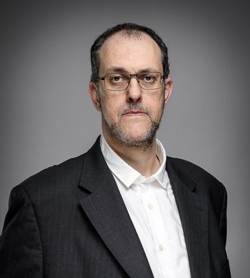 Mustapha Derras, Director de Investigación e Innovación en Berger-Levrault.