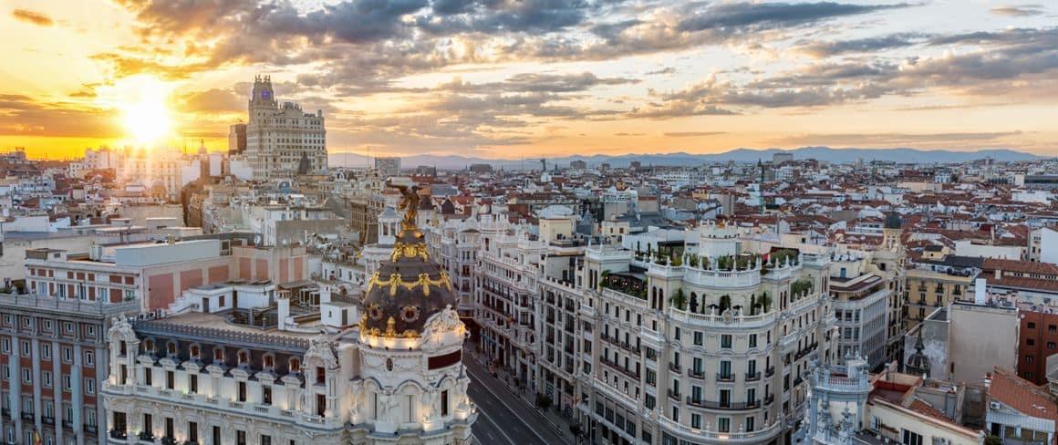 City of Madrid.