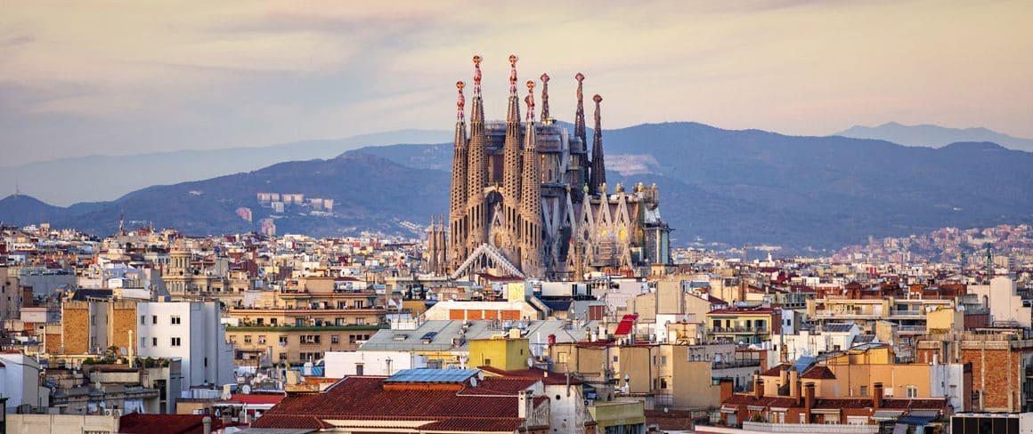 Ville de Barcelone.