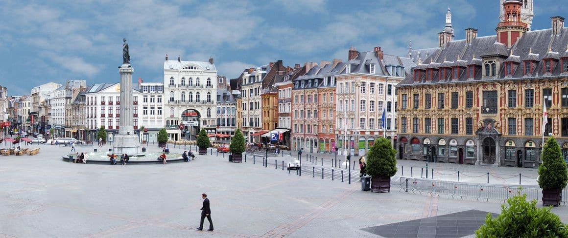 Ville de Frelinghien.