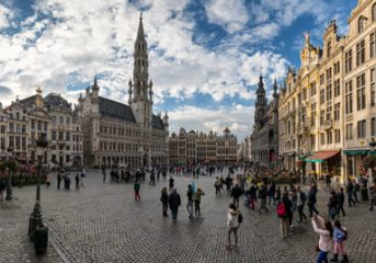 City of Bruxelles.