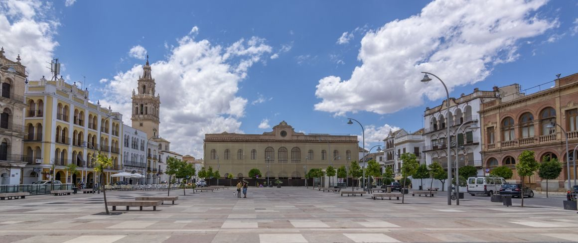 City of Ecija.