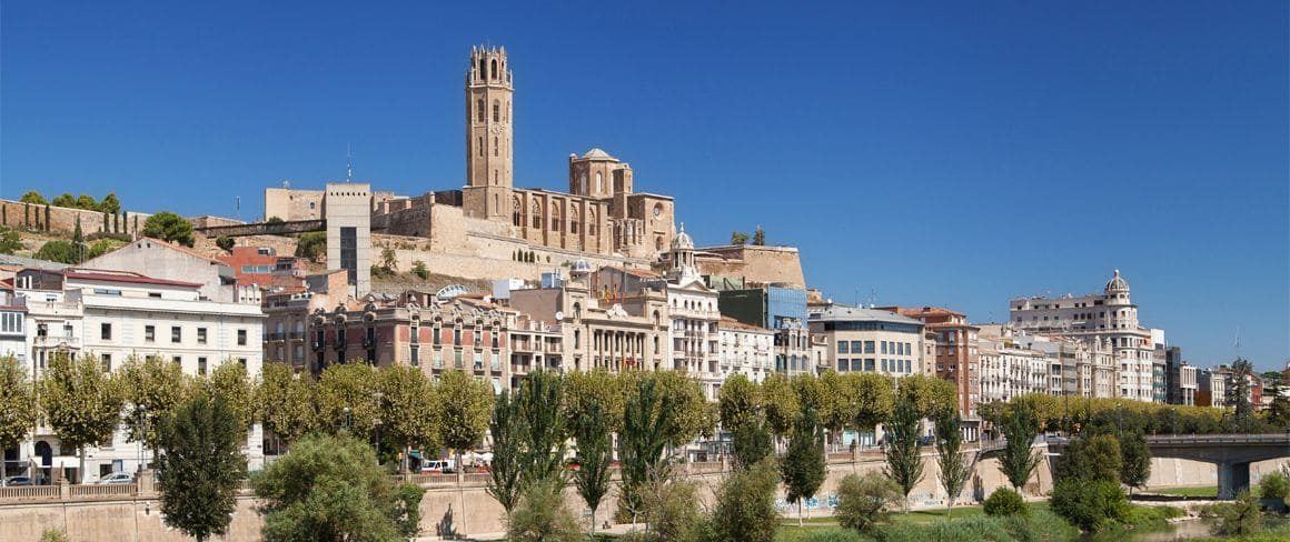 City of Lleida.