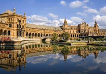 City of Sevilla.