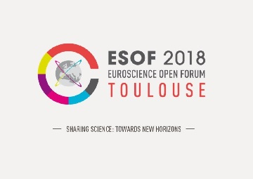 Logo Esof 2018 Toulouse.