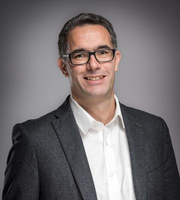 Tugdual LeBouar, Product Marketing & CARL Software Director.