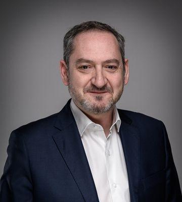 Antoine Rouillard, Executive Director, Operations France at Berger-Levrault.