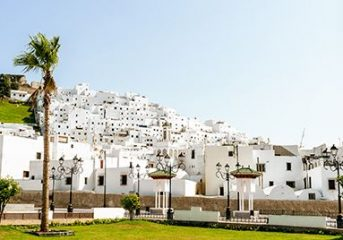 City of Tetouan.