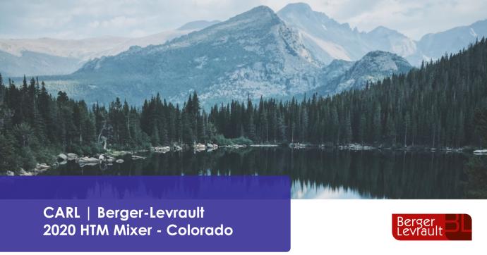 2020 HTM Mixer Colorado