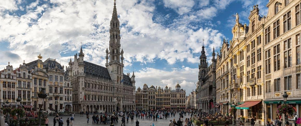 Ville de Bruxelles.