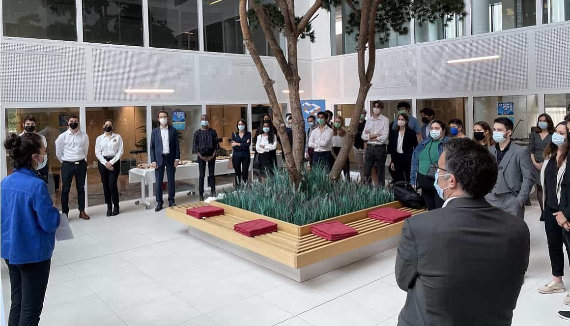 Awards ceremony of the City'ZEN Challenge Edition 5